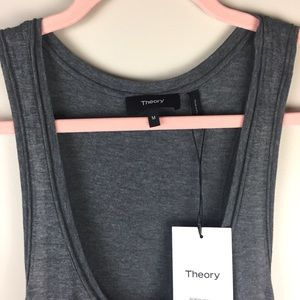 a80578ac06b Theory Dresses | Sameetha Jersey Plume Maxi Dress | Poshmark